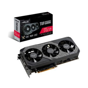 ASUS TUF Gaming X3 Radeon™ RX 5700 XT OC edition 8GB GDDR6 is built for durability and performance at 1440p.-0