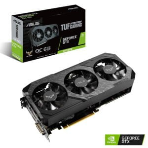 ASUS TUF Gaming X3 GeForce® GTX 1660 SUPER™ Advanced edition 6GB GDDR6 rocks high refresh rates for an FPS advantage without breaking a sweat.-0
