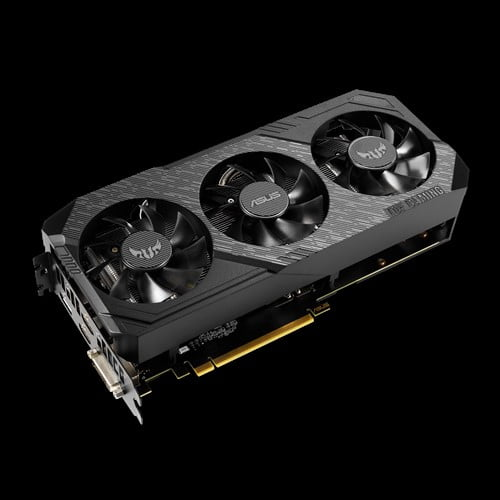 ASUS TUF Gaming X3 GeForce® GTX 1660 Ti OC edition 6GB GDDR6 rocks high refresh rates for an FPS advantage without breaking a sweat.-9253