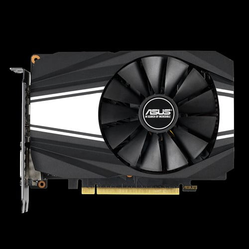 ASUS Phoenix GeForce® GTX 1660 Ti OC edition 6GB GDDR6 rocks high refresh rates for an FPS advantage without breaking a sweat.-9221