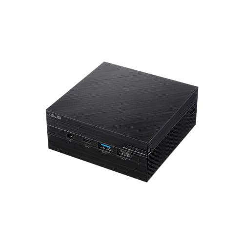ASUS PN40 Ultra-Compact Mini PC with Intel Celeron N4000 Processor/Intel UHD Graphics 600 / DDR4 RAM/Dual Storage / 4K UHD Support/USB 3.1 Gen 1 Type-C (PN40-BBC203MV)(RAM, M.2 Storage not Included) Black-9324