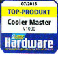 Cooler Master V1000: Goldige 1.000 Watt