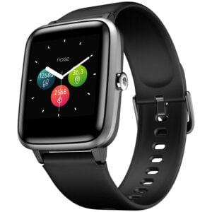 Noise Colorfit Pro 2 Full Touch Control Smart Watch (Jet Black)-0