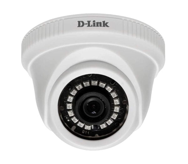 D-Link 2MP HD CCTV Kit with 2MP Dome Camera + 2MP Bullet Camera + 4Ch DVR + 4CH Amp SMPS-9644