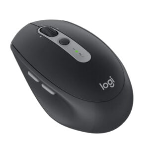 Logitech M590 Silent Wireless Mouse (Multi-Device Silent Bluetooth Mouse for Windows, Mac & Android Devices) - Black Graphite-0