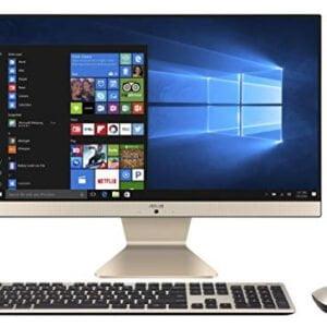 Asus Core i3 (4 GB DDR4/1 TB/Windows 10 Home/21.5 Inch Screen) (Black, 387 mm x 489 mm x 51 mm, 4.8 kg) V222UAK-BA084T-0