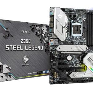 ASRock Motherboard Z390 Steel Legend-0