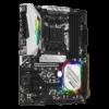 ASRock B450 Steel Legend Socket AM4/ AMD 3rd Generation Ryzen B450/ DDR4/ Quad CrossFireX/ SATA3&USB3.1/ M.2/ A&GbE/ATX Motherboard-9560