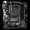 ASRock MicroATX Motherboard (B450M PRO4)-9556