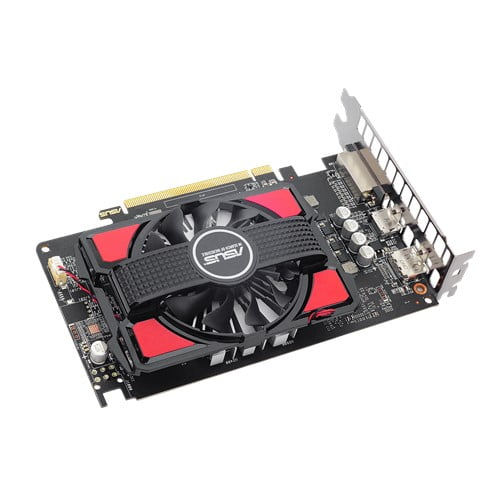 ASUS Radeon RX 550 4GB GDDR5 is the best for compact PC build-9404