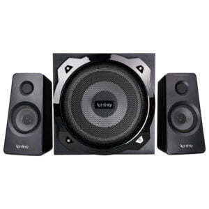 Infinity (JBL) OCTABASS 210 Deep Bass 2.1 Channel Multimedia Speaker (100 Watts Peak Output) ( Same as Hard rock 210)-0