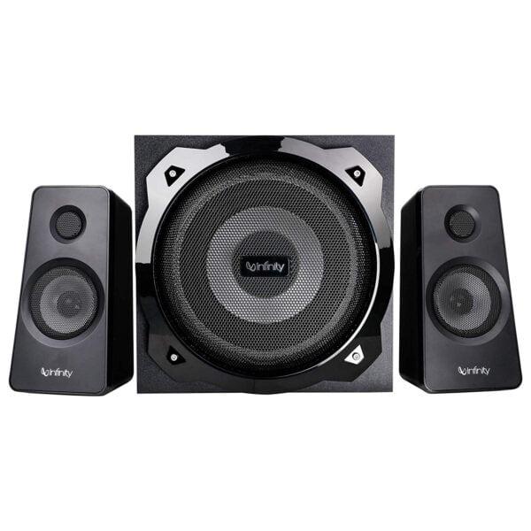 Infinity (JBL) OCTABASS 210 Deep Bass 2.1 Channel Multimedia Speaker (100 Watts Peak Output) ( Same as Hard rock 210)-0