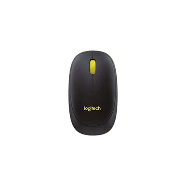 Logitech MK240 NANO Mouse and Keyboard Combo Black Color-9753
