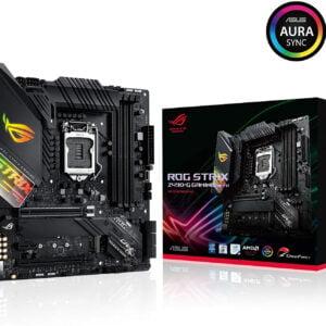 Asus ROG STRIX Z490-G GAMING Intel® LGA 1200 Socket for 10th Gen Intel® Core™, Pentium® Gold and Celeron® processors-0