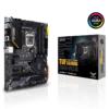 Asus TUF GAMING Z490-PLUS Intel® Z490 (LGA 1200) ATX gaming motherboard with M.2, 14 DrMOS power stages, Intel® 1Gb LAN, HDMI, DisplayPort, SATA 6 Gbps, USB 3.2 Gen 2 ports, Thunderbolt™ 3 support, and Aura Sync RGB lighting-0