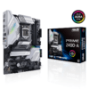 Asus PRIME Z490-A OverviewSpecificationsGallerySupportIntel® Z490 (LGA 1200) ATX motherboard with dual M.2, 14 DrMOS power stages, HDMI, DisplayPort, SATA 6 Gbps, Intel® 2.5Gb Ethernet, USB 3.2 Gen 2 Type-C®, Thunderbolt™ 3 support, and Aura Sync RGB ligh-9843