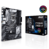 Asus PRIME Z490-P Intel® Z490 (LGA 1200) ATX motherboard with dual M.2, 11 DrMOS power stages, 1 Gb Ethernet, HDMI, DisplayPort, SATA 6Gbps, USB 3.2 Gen 2, Thunderbolt™ 3 support, and Aura Sync RGB Lighting-9855