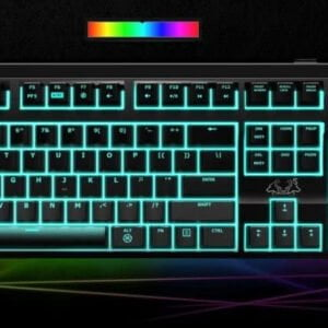 Asus Cerberus Mech RGB mechanical gaming keyboard with RGB backlit effects, 100% anti-ghosting N-key rollover (NKRO), and dedicated hot keys for gaming shortcuts-0