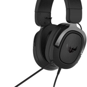 ASUS TUF H3 Gaming Headset H3 – Discord, TeamSpeak Certified |7.1 Surround Sound | Gaming Headphones with Boom Microphone for PC, Playstation 4, Nintendo Switch, Xbox One, Mobile Devices-0