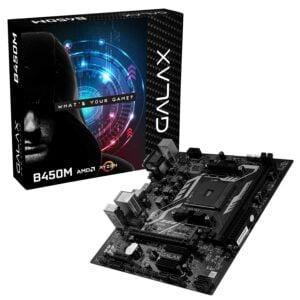 GALAX B450M AMD AM4 (2)