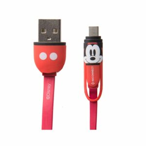 Reconnect Disney Mickey Mouse Dual Cable (2)